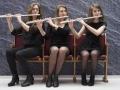 fluitsectie spelend