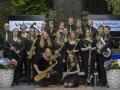 leerlingenorkest met accessoires
